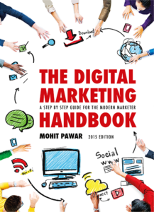 Book: The Digital Marketing HandBook. A Step by Step Guide for the Modern Marketer