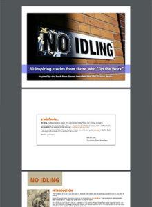 Ebook (Buzz Building): No Idling